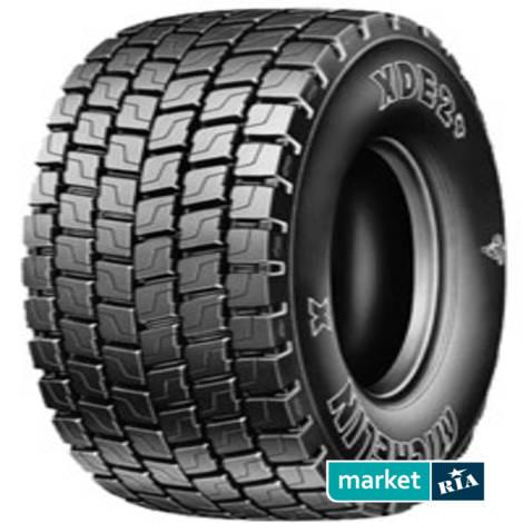 Шины Michelin XDE2+: фото - MARKET.RIA