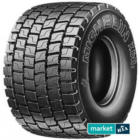 Шины Michelin XDE2+ REMIX: фото - MARKET.RIA