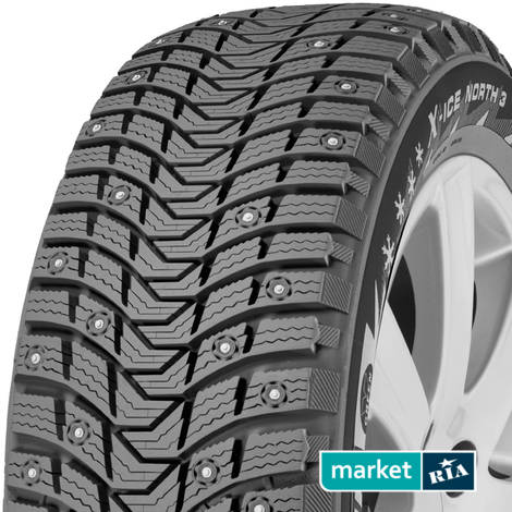 Зимние шины Michelin X-Ice North XIN3: фото - MARKET.RIA