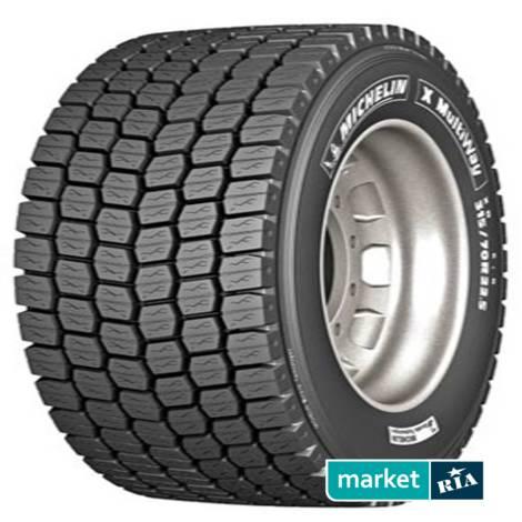 Шины Michelin X MultiWay XD: фото - MARKET.RIA