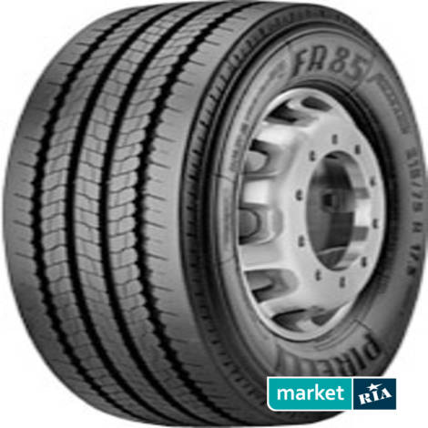 Шины Pirelli FR85 (рулевая): фото - MARKET.RIA