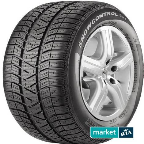 Зимние шины Pirelli WINTER 190 SNOWCONTROL 2: фото - MARKET.RIA