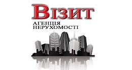 Логотип строительной компании АН Визит