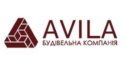 Логотип строительной компании AVILA