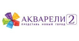 Логотип будівельної компанії Akvareli Development Holding (ADH)