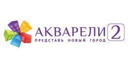 Логотип строительной компании Akvareli Development Holding (ADH)