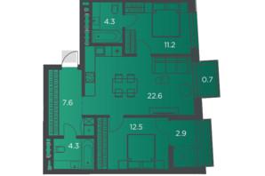 Апарт-комплекс Pokrovsky Apart Complex, вул. Орлова, вул. Орлова, 2, Рівне