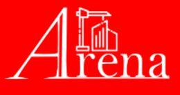 Логотип строительной компании Арена Буд
