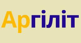 Логотип будівельної компанії Аргіліт