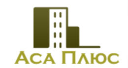 Логотип будівельної компанії Аса Плюс