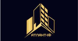 Логотип строительной компании Атлант-ІФ