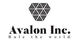 Логотип строительной компании Avalon Inc Vinnytsia