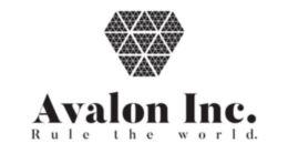 Логотип будівельної компанії Avalon Inc