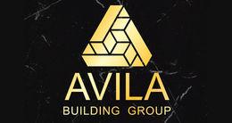 Логотип строительной компании Avila (Авила)