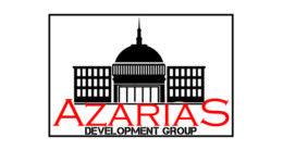 Логотип строительной компании Azarias Group