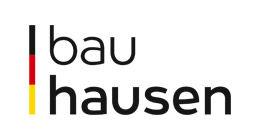 Логотип будівельної компанії BAUHAUSEN