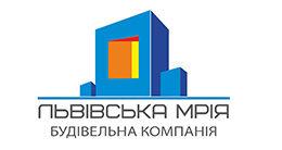 Логотип будівельної компанії БК Львівська мрія