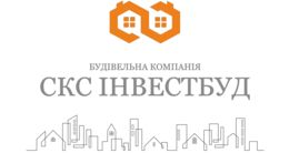 Логотип будівельної компанії БК СКС Інвестбуд