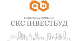 Логотип строительной компании БК СКС Инвестбуд