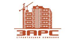 Логотип будівельної компанії БК ЗАРС