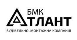 Логотип строительной компании БМК Атлант