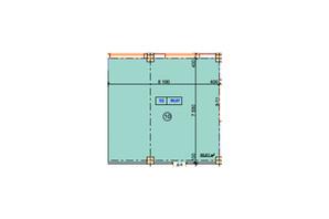 БЦ Діамант: планування приміщення 60 м²