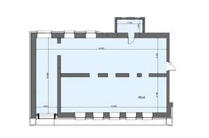 БЦ Level: планування приміщення 190.6 м²