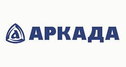 Логотип будівельної компанії Банк Аркада