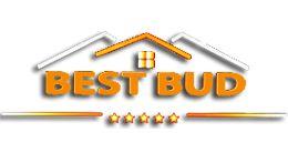Логотип будівельної компанії BestBud