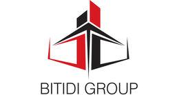 Логотип будівельної компанії Bitidi Group (Бітіді Груп)
