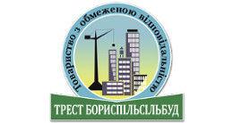 Логотип будівельної компанії Бориспільсільбуд