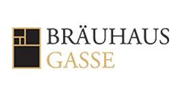 Логотип будівельної компанії Браухауз Гассе