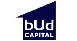 Логотип строительной компании BudCaptial (Будкепитал)