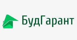 Логотип строительной компании БудГарант