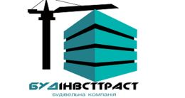 Логотип будівельної компанії Будінвест Траст