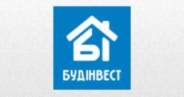 Логотип будівельної компанії Будінвест