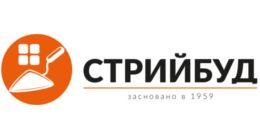 Логотип будівельної компанії Будівельно-монтажна фірма Стрийбуд
