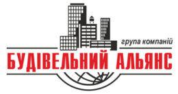 Логотип строительной компании Будівельний Альянс Груп