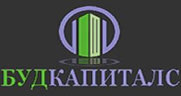 Логотип строительной компании Будкапиталс