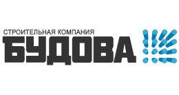 Логотип будівельної компанії Будова