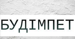 Логотип строительной компании Будимпет