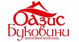 Логотип будівельної компанії БуковинаБуд