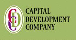 Логотип будівельної компанії Capital Development Company