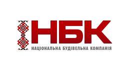 Логотип строительной компании ЧАО Национальная строительная компания