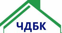 Логотип будівельної компанії Чернівецький домобудівний комбінат