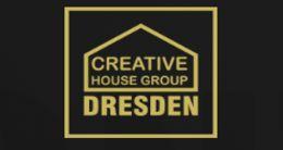 Логотип будівельної компанії Creative House Group