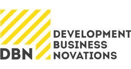 Логотип строительной компании DBN