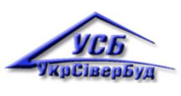 Логотип строительной компании ДП УкрСіверБуд