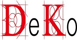 Логотип будівельної компанії ДекоСтрой