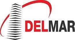Логотип будівельної компанії Delmar (Дельмар)